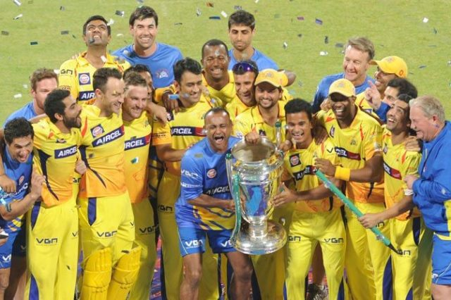 IPL-2018: CSK opt to field against KKR