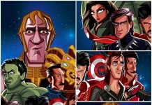 Bollywood Version Of Avengers:
