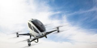 flying taxis in India
