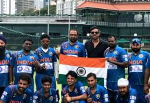 Physically Disabled Indian Cricket Team