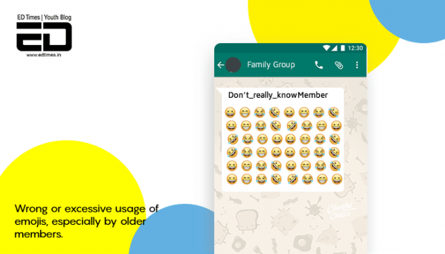 extended family WhatsApp groups