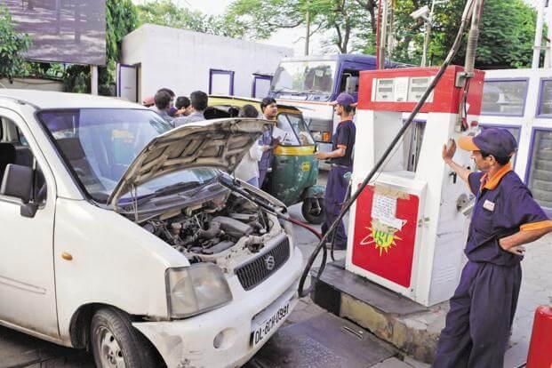petrol vs cng