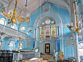 Kenneseth Eliyahoo Synagogue