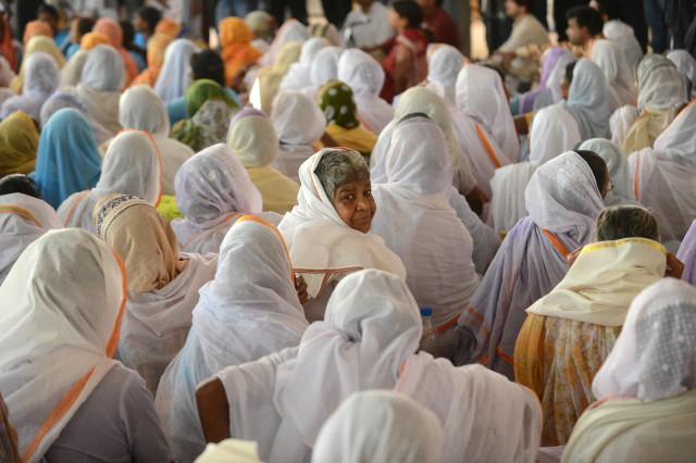 INDIA-SOCIETY-WIDOWS
