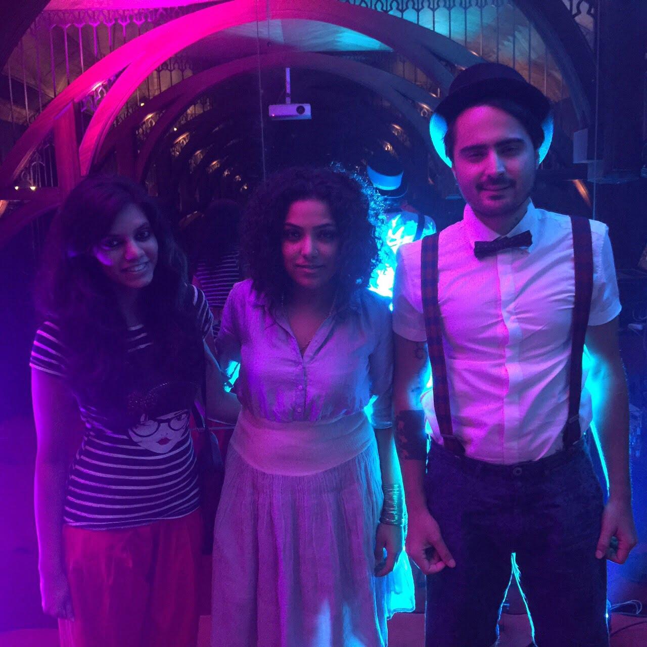 ED's Pratishtha Mahajan with Hari+Sukhmani