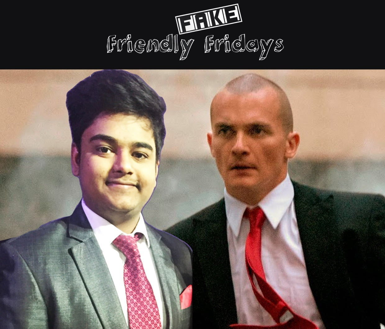 Agent Fake fake friendly fridays with hitman - agent 47 - ed times
