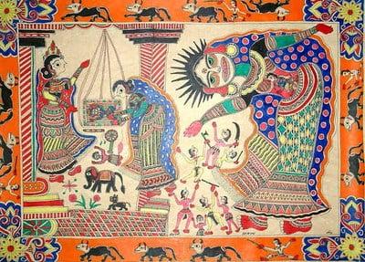 Indian-Mythology-putana-vadha