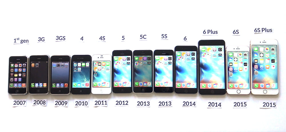 We Trace The Growth Of The Iphone As Apple Sells Its 1 000 000 000th Phone Ed Times Youth Media Channel