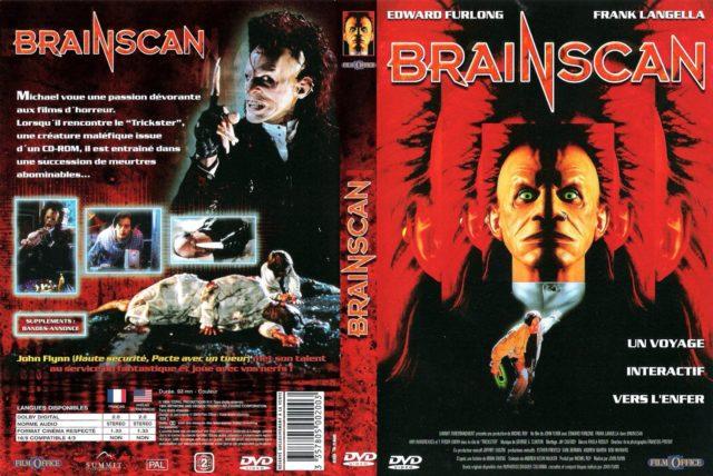 Brainscan 1994 VHS 2