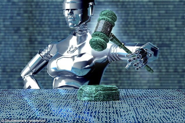 Artificial Intelligence Judges: Will Justice Be Done By Robots? - ED Times | Youth Media Channel