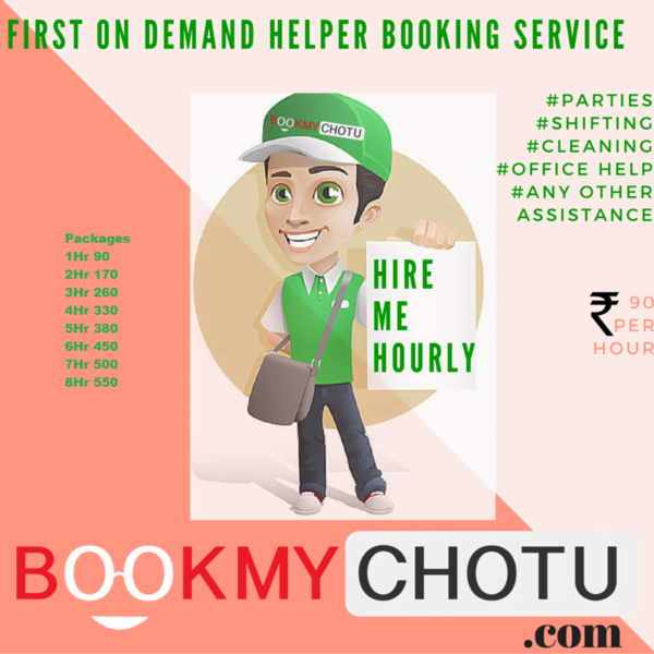 Here's your 'chotu' to the rescue!