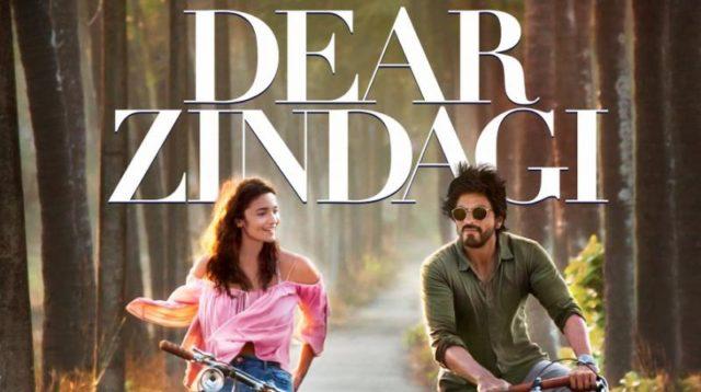 Alia and SRK starrer Dear Zindagi released in theatres on 25th November.
