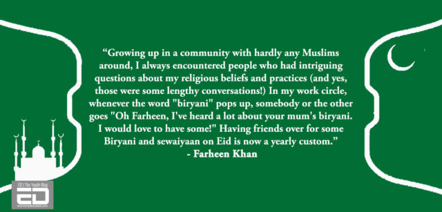 What a muslim think about being a part of the minority religion in India.