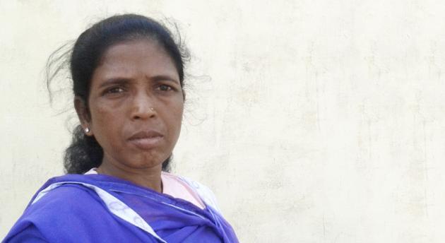 Soni Sori, a tribal rights activist.