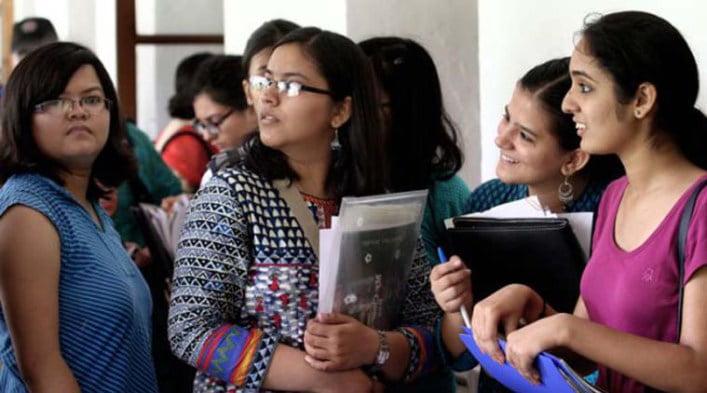 b.comm in delhi university