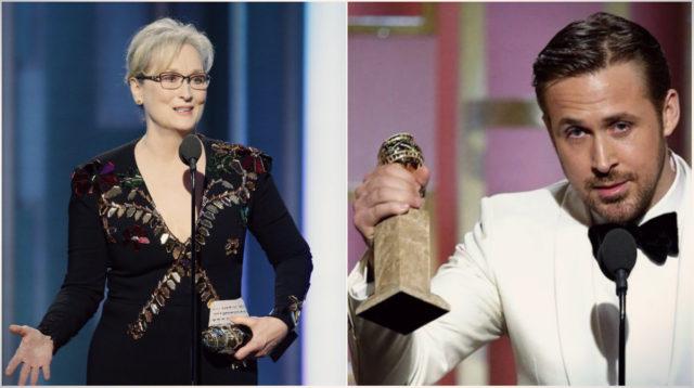 Award show speeches