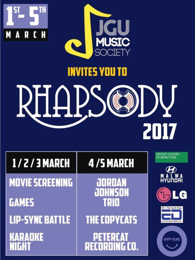 Rhapsody'17