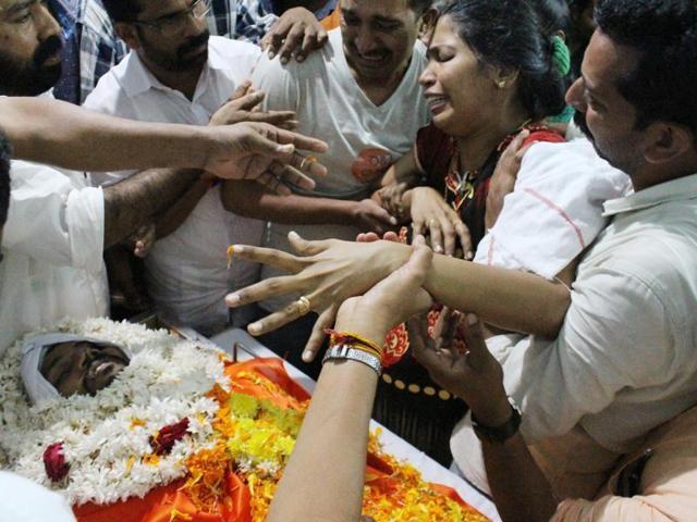 violence in kerala