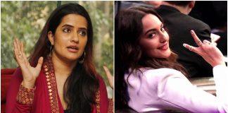 Sonakshi Sinha vs Sona Mohapatra