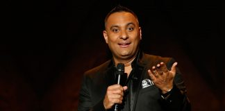 Russell Peters comedy