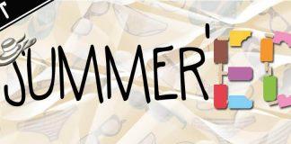summer holiday resolutions