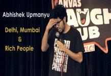 Abhishek Upmanyu Stand-Up Comedians
