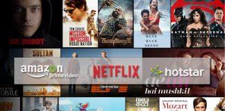 Streaming Service Comparison