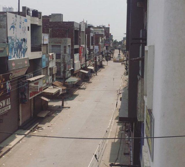 Curfew in Sirsa after Dera Sacha Sauda verdict.