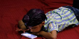 digital hyperactivity