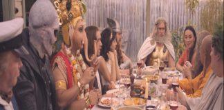 Ganesha Eating Lamb