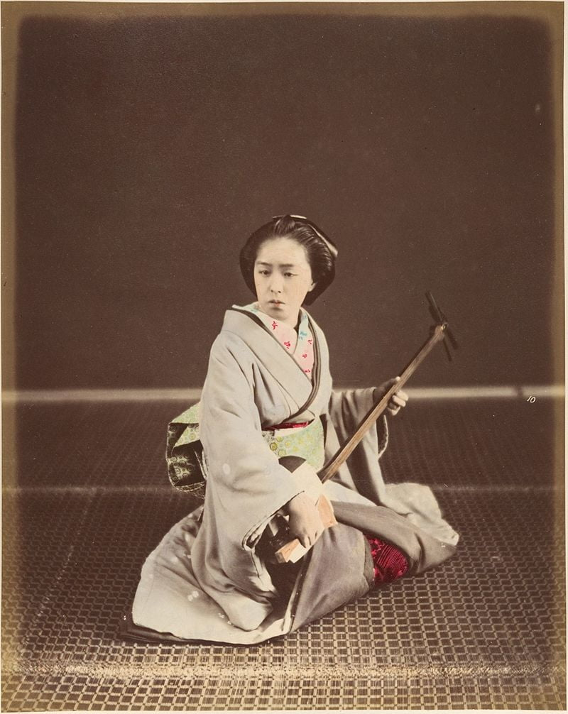Ladies Of The Kyoto Hanamachi Geisha Are Absolutely Not Prostitutes Btw