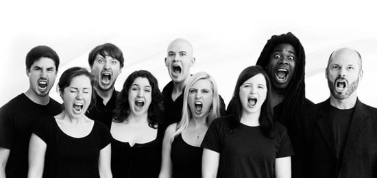NBC's unique a cappella reality show The Sing-Off, which debuted in 2009, played a major role in rekindling the a cappella mania