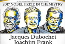 The 2017 Nobel Prize in Chemistry