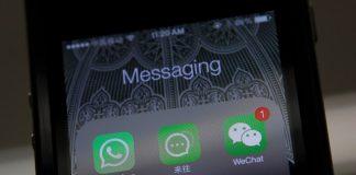 china blocks whatsapp