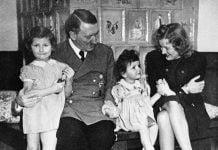 hitler's family
