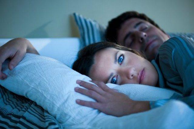 Making sex noises in sleep