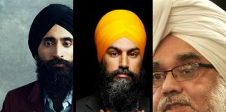 Significant Sikh Men And Women