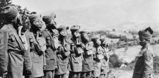 Indian Army during the Great War