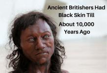 ancient britishers black