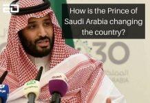 Saudi Prince Reforms