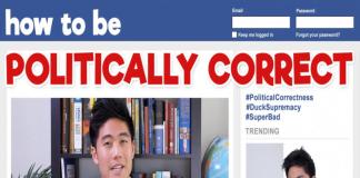 Politically Correct On Social Media