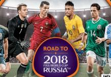 FIFA World Cup Squads