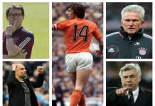 players turned managers