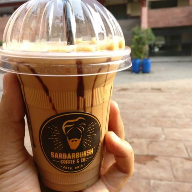 sardarbuksh coffee shop