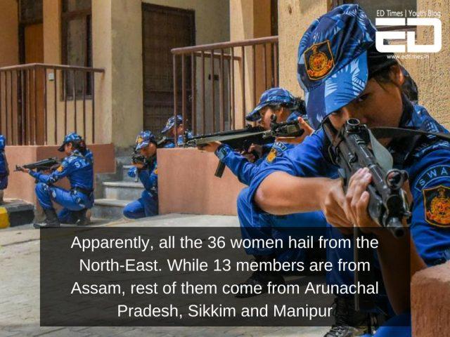 all-women SWAT team