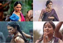 baahubali female characters