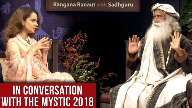 Kangana Ranaut and Sadhguru's views on liberalism and cow-lynching