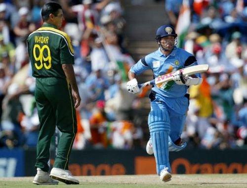 ind-pak cricket match
