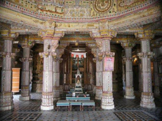 Jain Temple Aangi