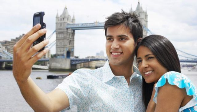 indians travelling abroad